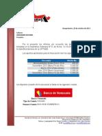 Información Financiera (Octubre 2013)