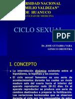 2. Ciclo Sexual