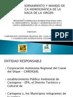 Plan de Ordenamiento y Manejo de La Cuenca
