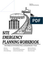 Emergency Plan Workbook