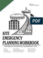 Emergency Plan Workbook