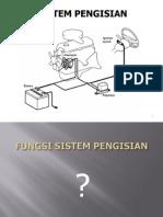 1. Sistem Pengisian