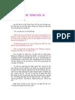 TÂM SỰ TÌNH YÊU 11