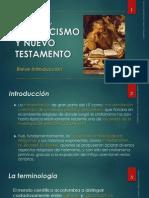 Gnosis, Gnosticismo y Nuevo Testamento