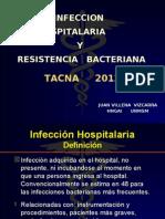 Infeccion Intrahospitalaria y Resistencia Bacteriana[1]