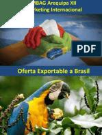Oferta Exportable PERU-BRASIL