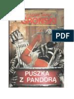 Ryszard Marek Groński - Puszka z Pandorą - 1991 (zorg)