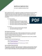 Duplicate Enrollment Check Tech Notes2009-10