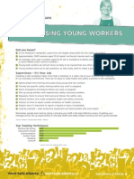WHS-Supervising Young Workers