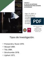 Capítulo 5 ELUSODELOS MÉTODOS COMPARATIVOS PARA ESTUDIAR LADIVERSIDAD (1)