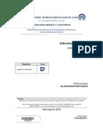 Eval. Dist. Estructura de Datos