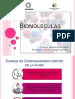 Biomoleculas Ppt 1 Medio