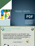 2º Rol del Psicologo educativo