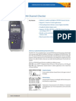 Smart Optical DWDM Channel Checker