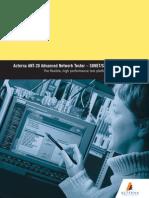 Acterna ANT20 Advanced Network Tester Data Sheet