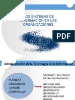 Clase 03 - Los Sistemas de Informacion en Las Organizaciones