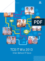 Tcs it Wiz Quiz Book 2013