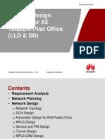 MSTP Network Design