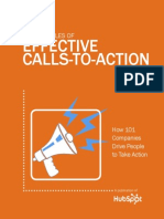 101 Examples of Effective Calls-To-Action