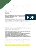 DISCURSO PRESIDENCIAL 2009