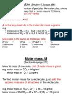 1a. The Mole