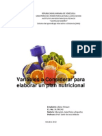 Lilianatimaure Plan Nutricional