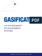 Gasification An Investment in Our Energy Future