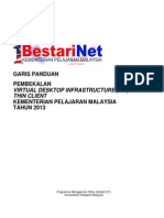 Garis Panduan Vdi Thin Client 2013(1)