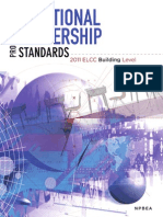 ELCC Building Level Standards 2011