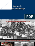 Lecture_slides_Lecture 2 - Why Democracy