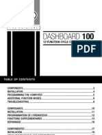 Bell Dashboard 100 Manual
