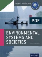 IB Environmental Studies Sample