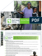 Self Help Africa - Annual Report 2008