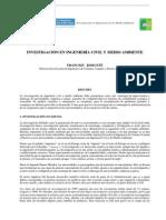 Paper-Investigacion en Ingenieria Civil y Medio Ambiente