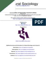 Cultural Sociology 2011 Liu 323 39