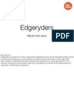 Edgeryders Business Presentation PostSouthAfrica