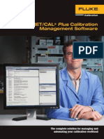 MetCal 8 Calibration Software