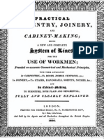 1826-Practical Carpentry Joinery and Cabinet