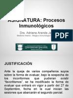 Procesos Inmunológicos