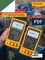 Fluke 750 Series - Documenting Process Calibrators