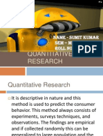 Sumit Kr.quantitative Research12