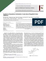 Bioorganic & Medicinal Chemistry Letters 23 2013 1201–1205