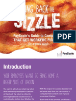 PayScale Bring Back the Sizzle eBook
