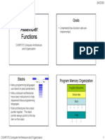 Assembler Functions