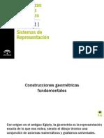 2.1 Sistemas de Representacion Construcciones