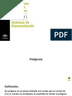 3.1 Sistemas de Representacion Poligonos