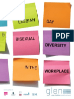 Lesbian, Gay & BisexuaL Diversity in the Workplace