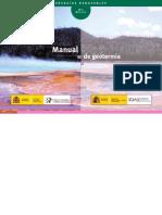 Manual de Geotermia IDAE