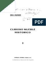 curioso mueble historio, 1917