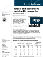 Merger & Acquisitions